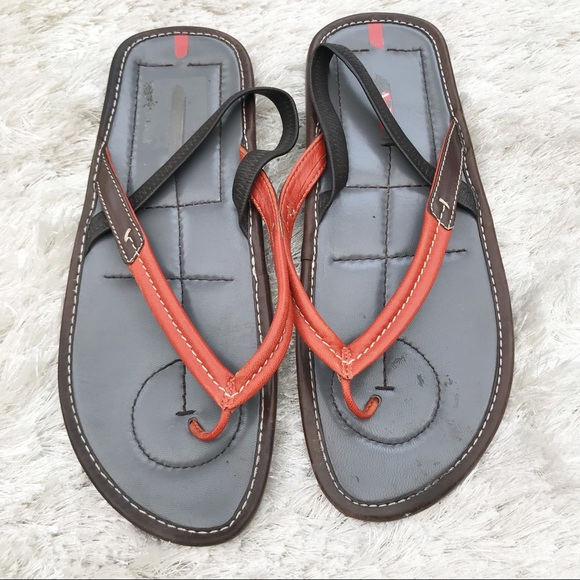 85c72f64e855 Prada Men s Flip Flop Sandals. M 5b80eccaf414528d6ae882c0